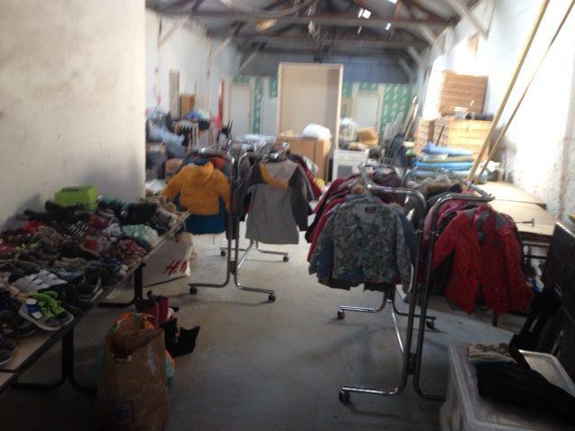 Distribution de vêtements et chaussures